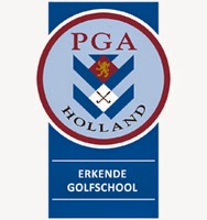 Logo van PGA Holland