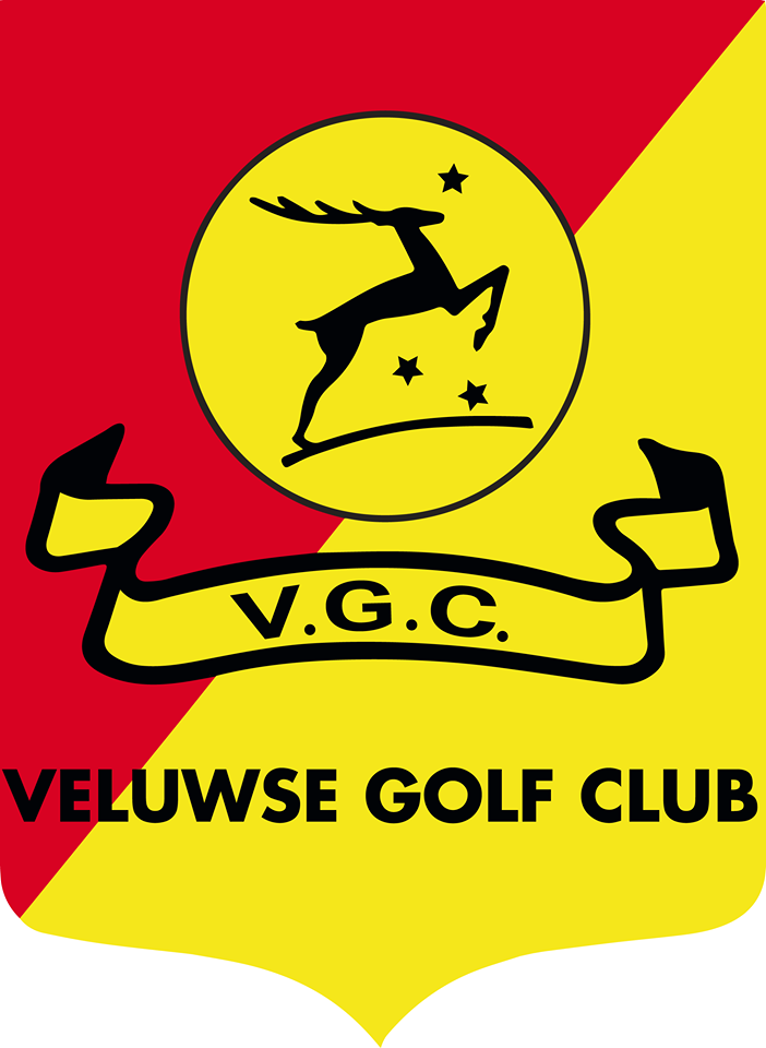 Logo van de Veluwse Golf Club